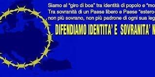 Identità e sovranità