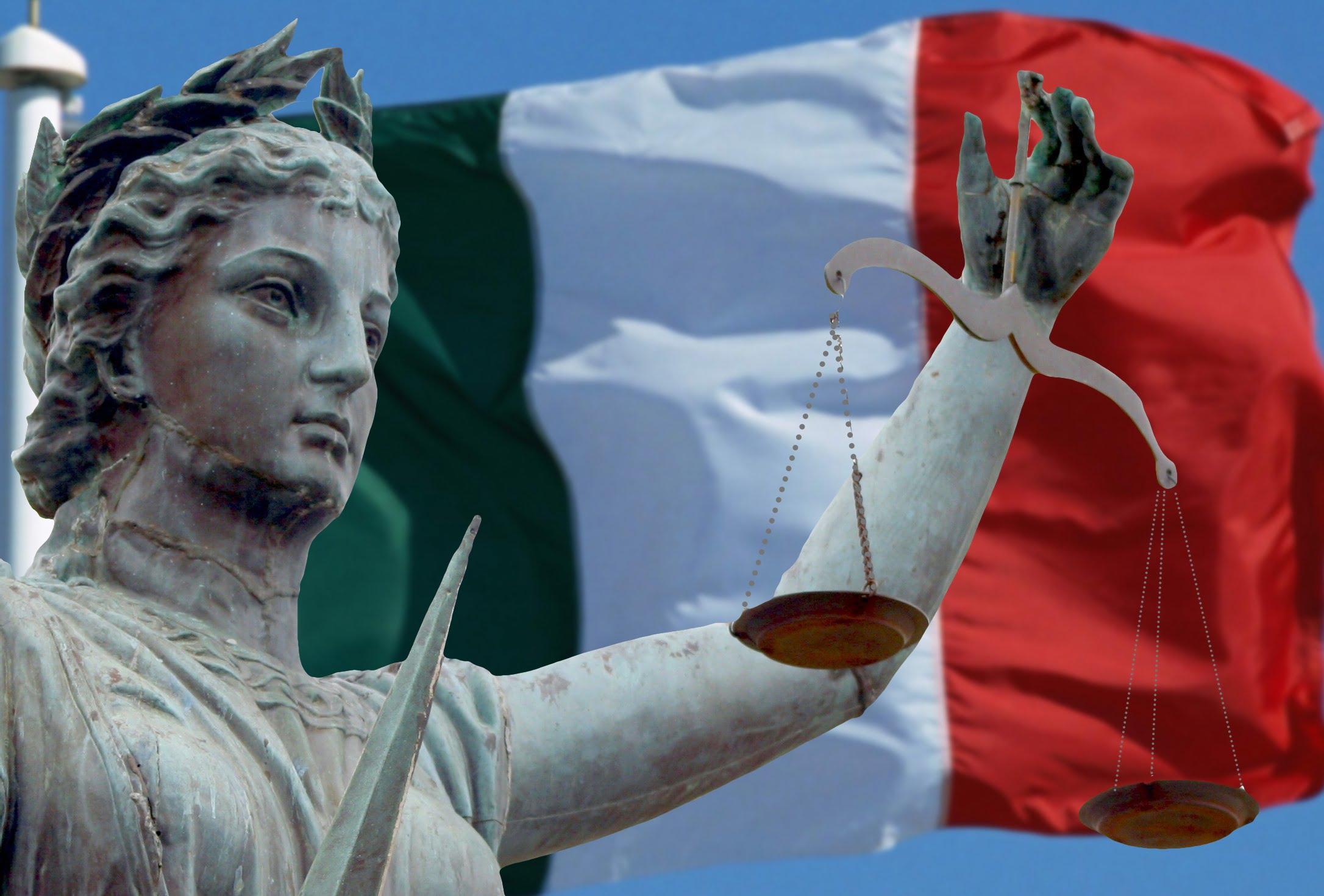 Giustizia nell'interessedella Nazione