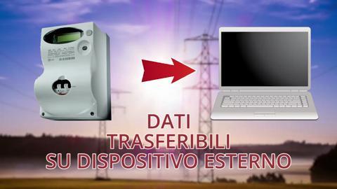 contatori elettronici ENEL