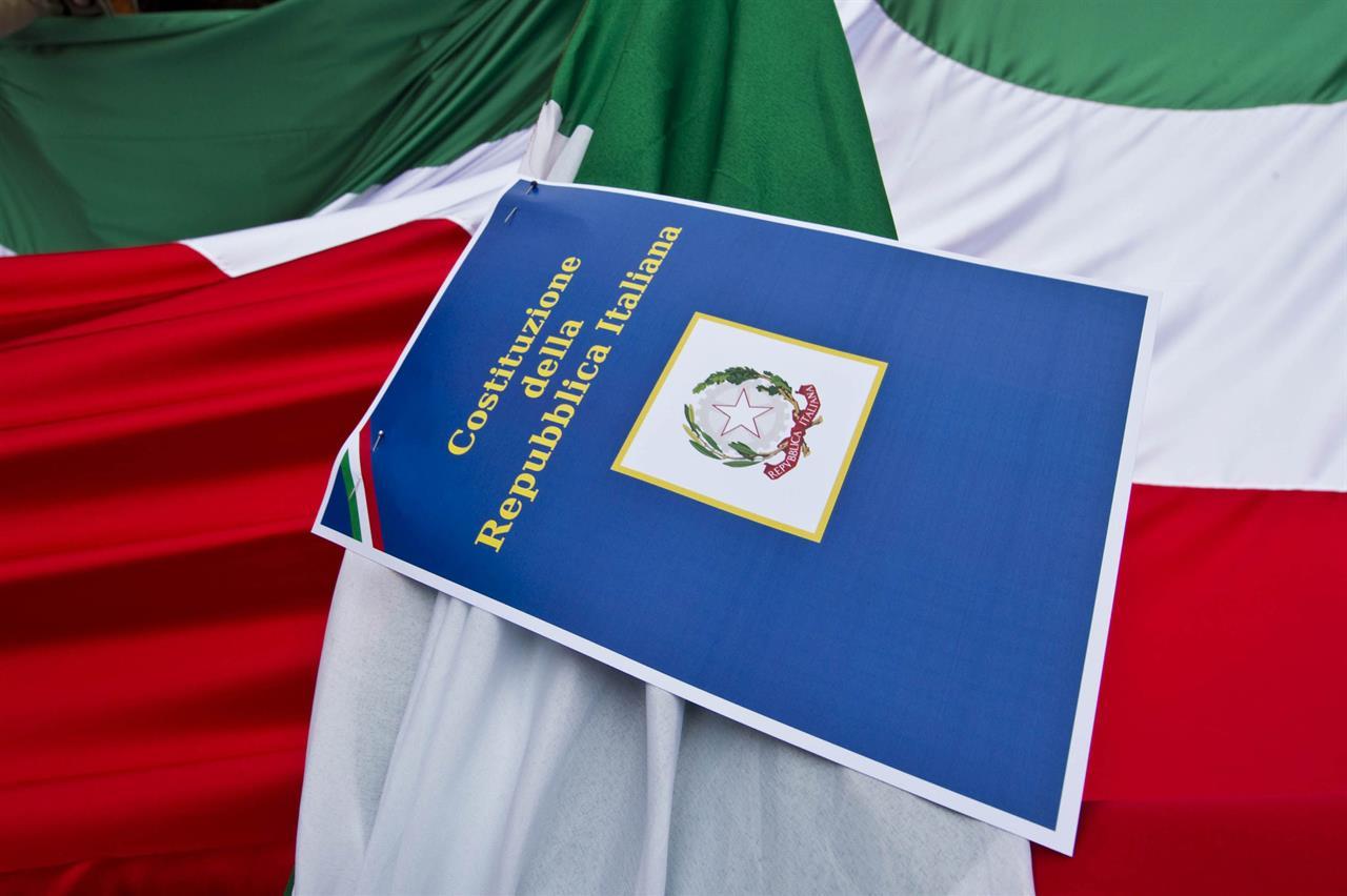 Costituzione e Tricolore